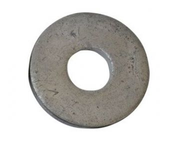 M8 Flat Washers Form G To BS 4320G HDG Packed In 10's